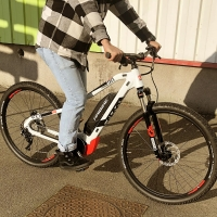 vélo allemand haibike