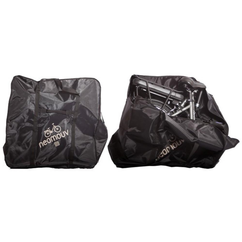 sac de transport pour votre v lo pliant lectrique neomouv. Black Bedroom Furniture Sets. Home Design Ideas