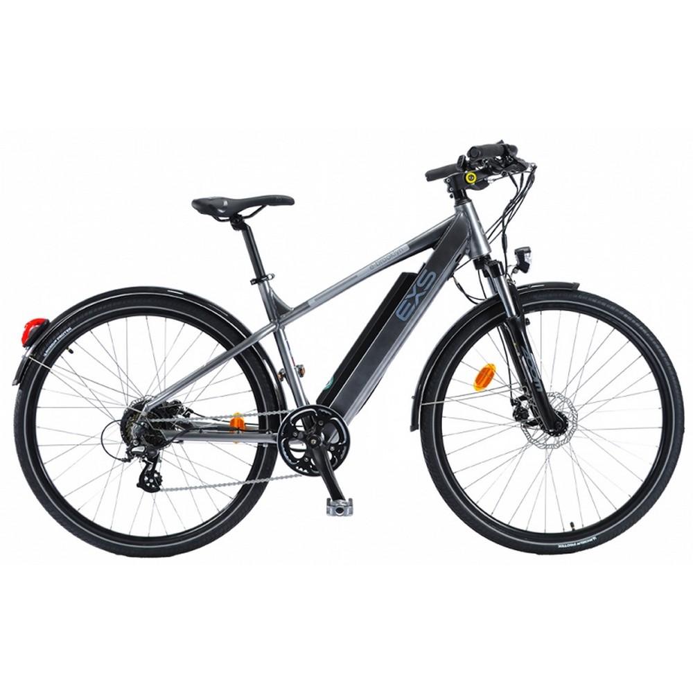 vtc electrique exs bike e brooklyn 70 km d 39 autonomie. Black Bedroom Furniture Sets. Home Design Ideas