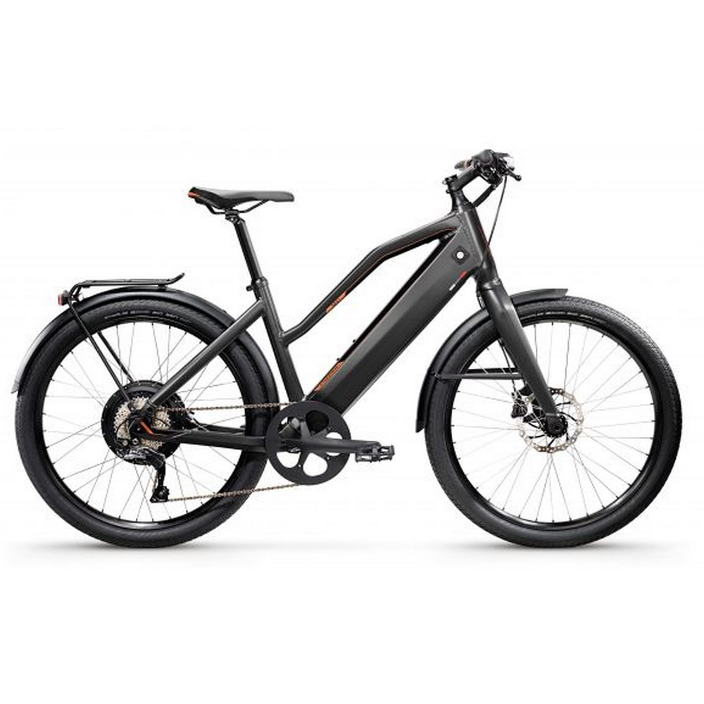 v lo lectrique rapide 45 km h stromer st1 x. Black Bedroom Furniture Sets. Home Design Ideas