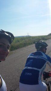 Partagé le goût des chemins et de l'aventure en vélo tandem