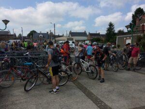 Le fête du vélo de Nantes