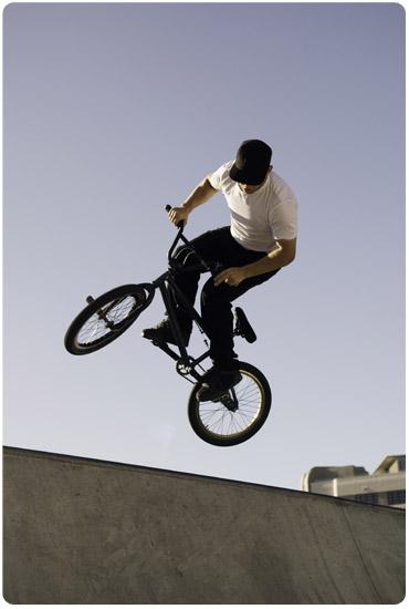 Découvrez les vélos à sensations