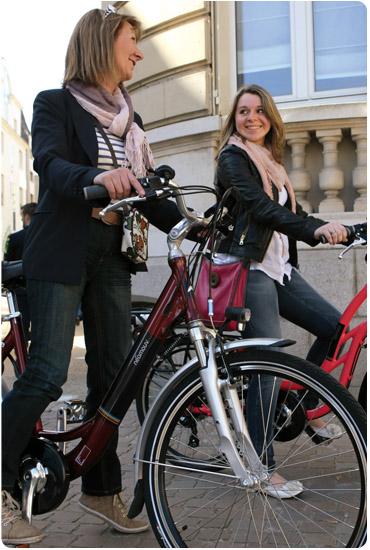 Bybike commercialise de nombreux vélo électrique