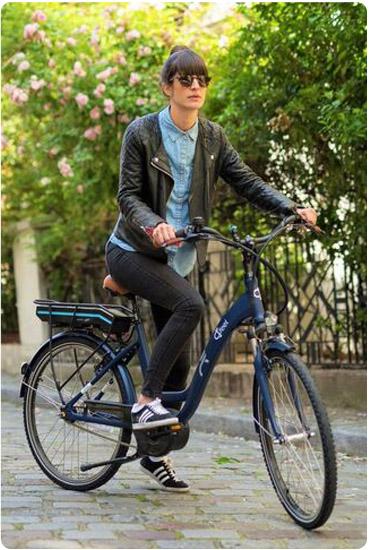 Les vélos électriques Greenmarks