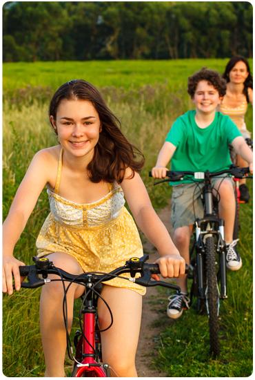 Les vélos enfants pour équiper toute la famille.