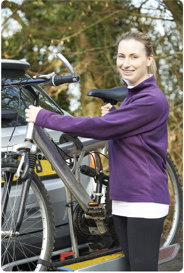Découvrez les portes vélos