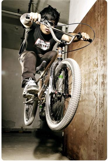 Découvrez les BMX Greenmarks