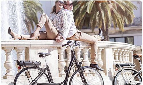 Découvrez les vélos électriques Greenmarks