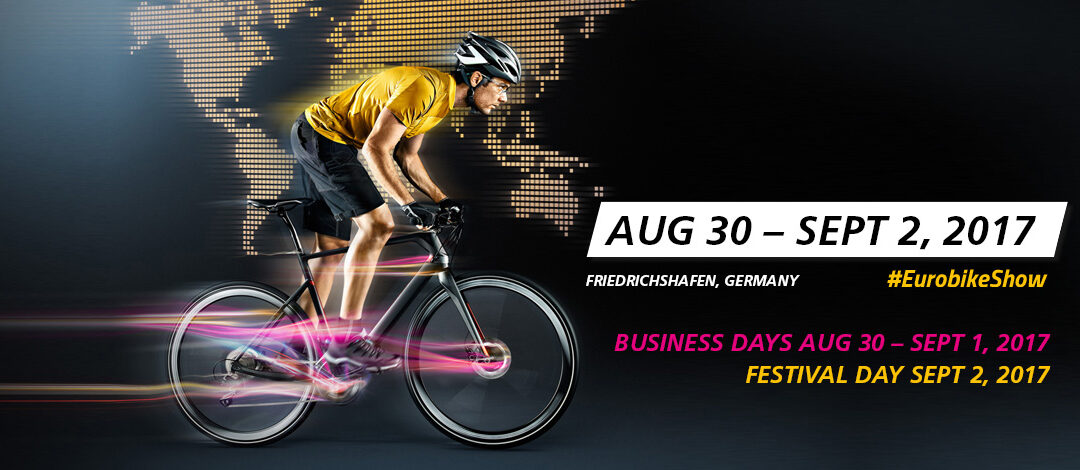 Une semaine à l'Eurobike 2016 à Friedrichshafen en Allemagne