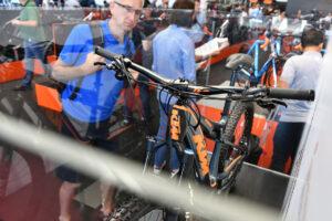Stand KTM nouveauté salon Eurobike 2016