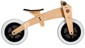 Vélo d'apprentissage évolutif en draisienne de 12 mois à 6 ans