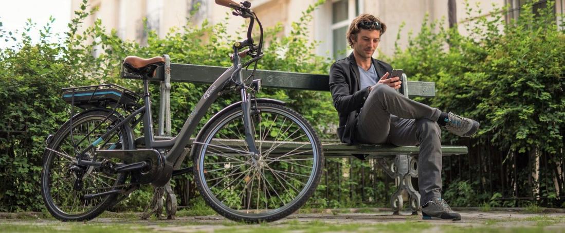 Vélos à assistance électrique O2Feel