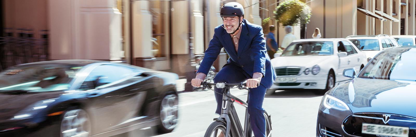 Zoom sur le speedbike, le vélo électrique qui concurrence les mobylettes !