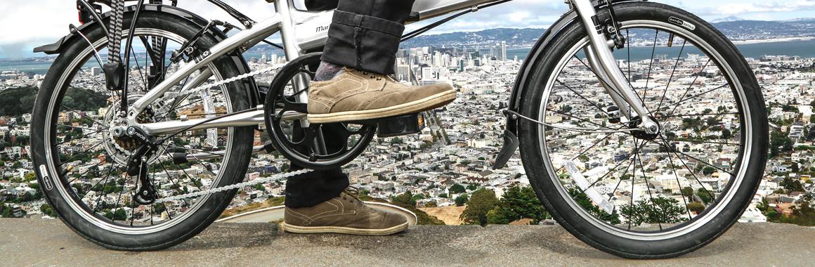 vélo pliant guide d'achat