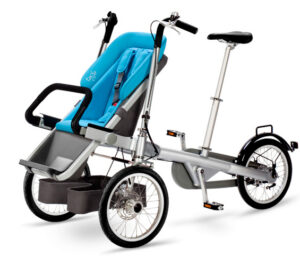 Vélo poussette Taga Bikes avec siège pour bébé Taga Bikes