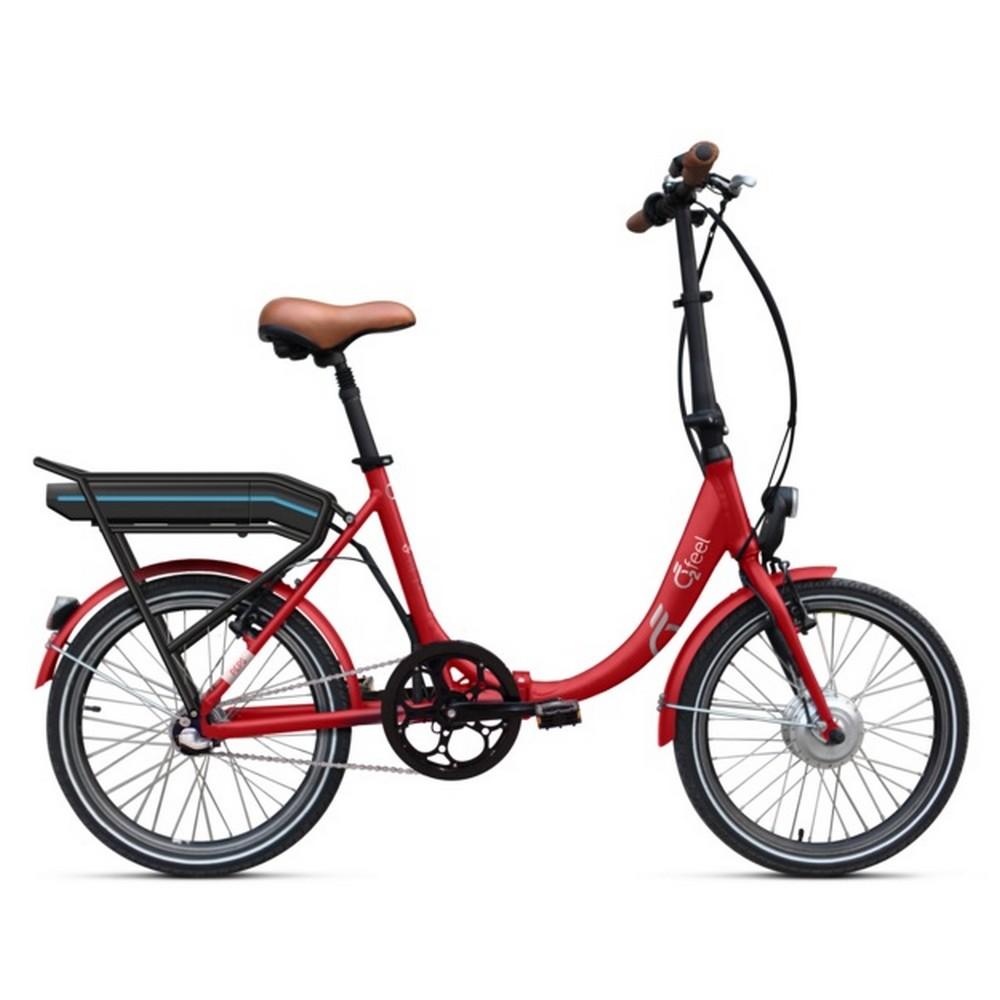 Vélo pliant électrique O2Feel Peps Bas N3
