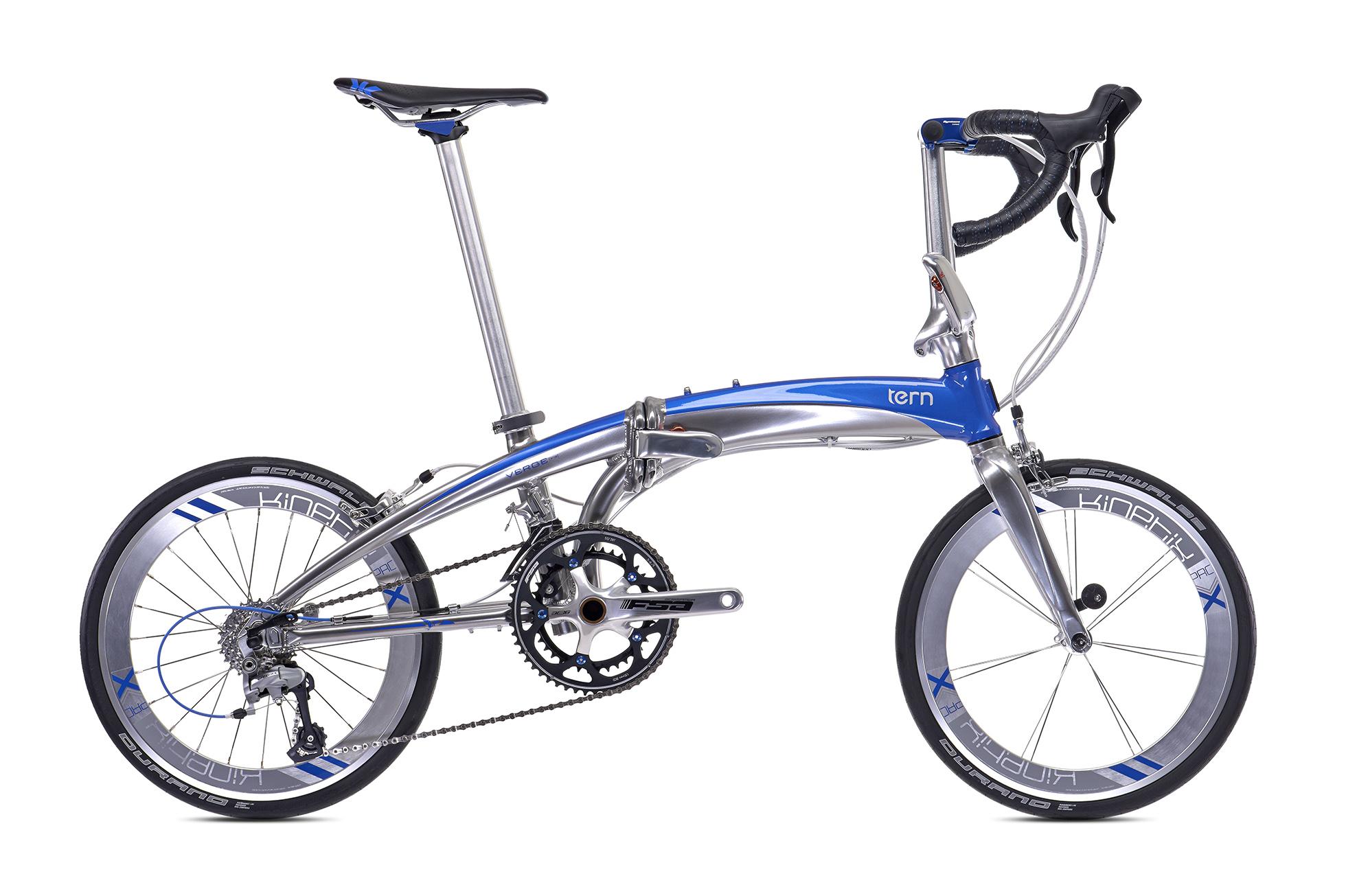 vélo pliable pour la course