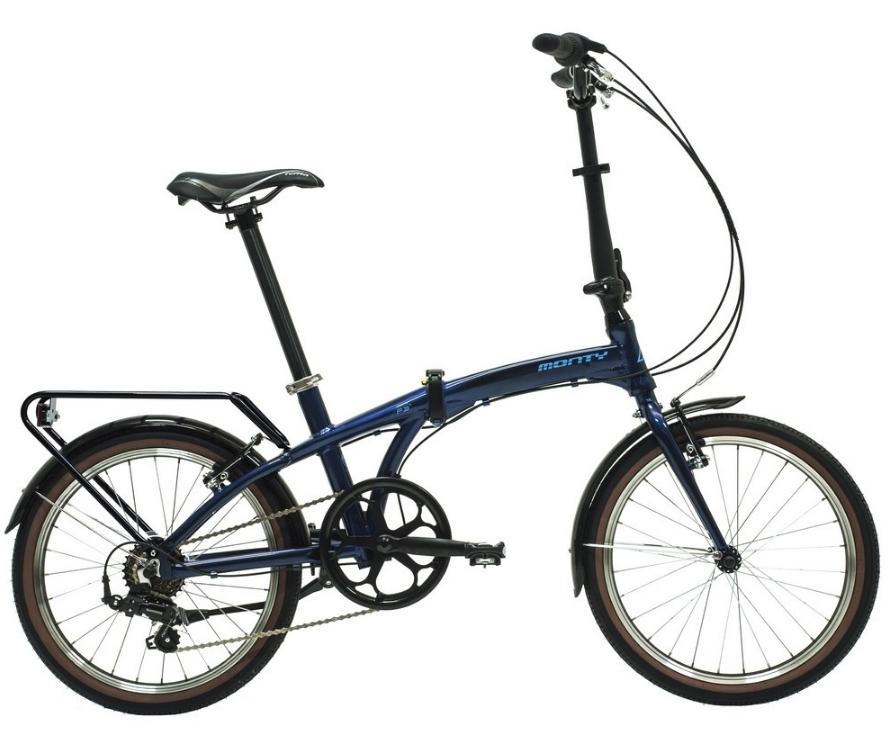 Vélo pliant au look élégant