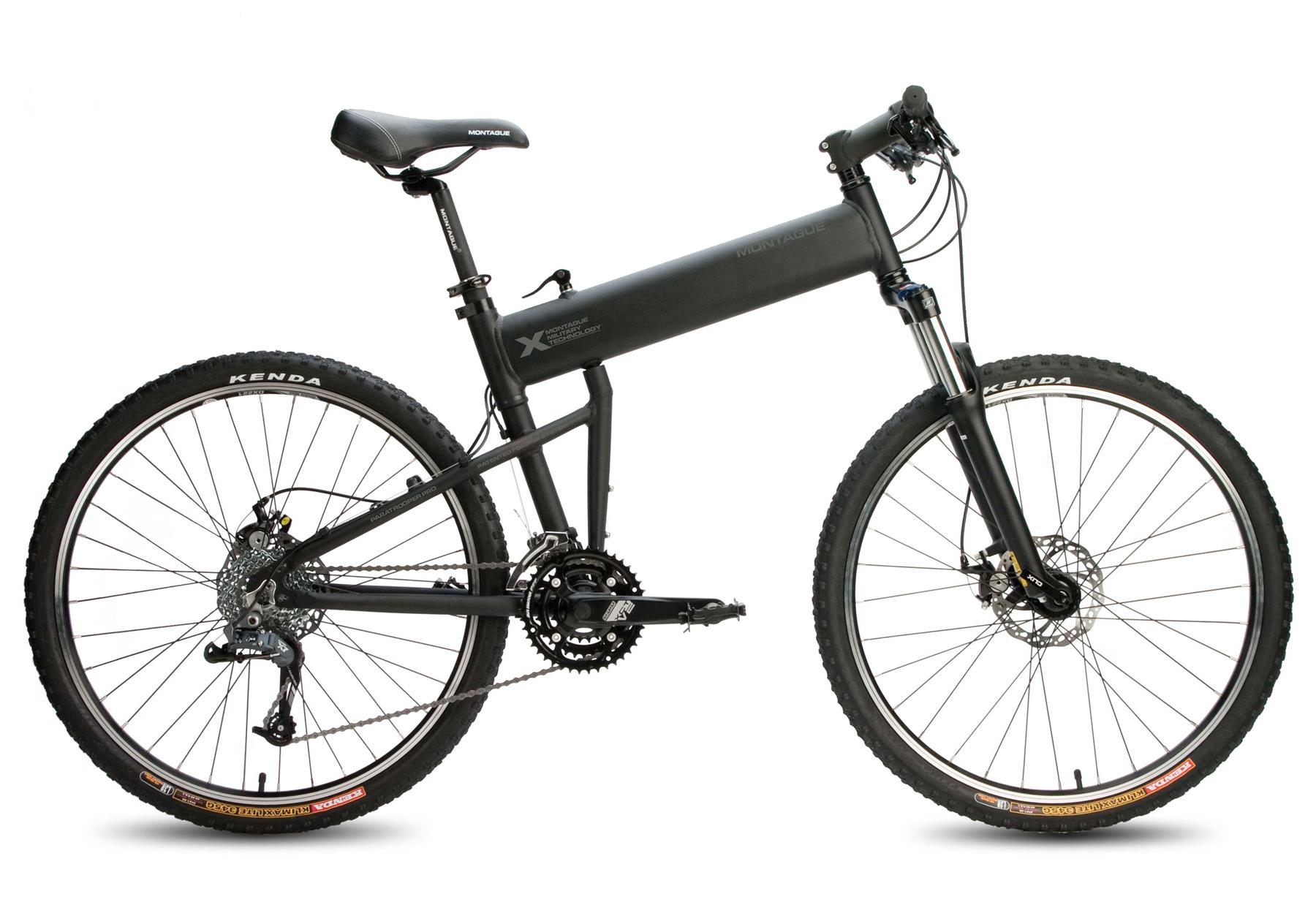 Vélo pliant pour tout chemin