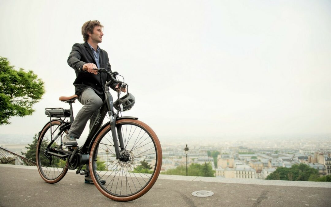 20% de votre vélo électrique remboursé grâce au Ministère de l'Environnement