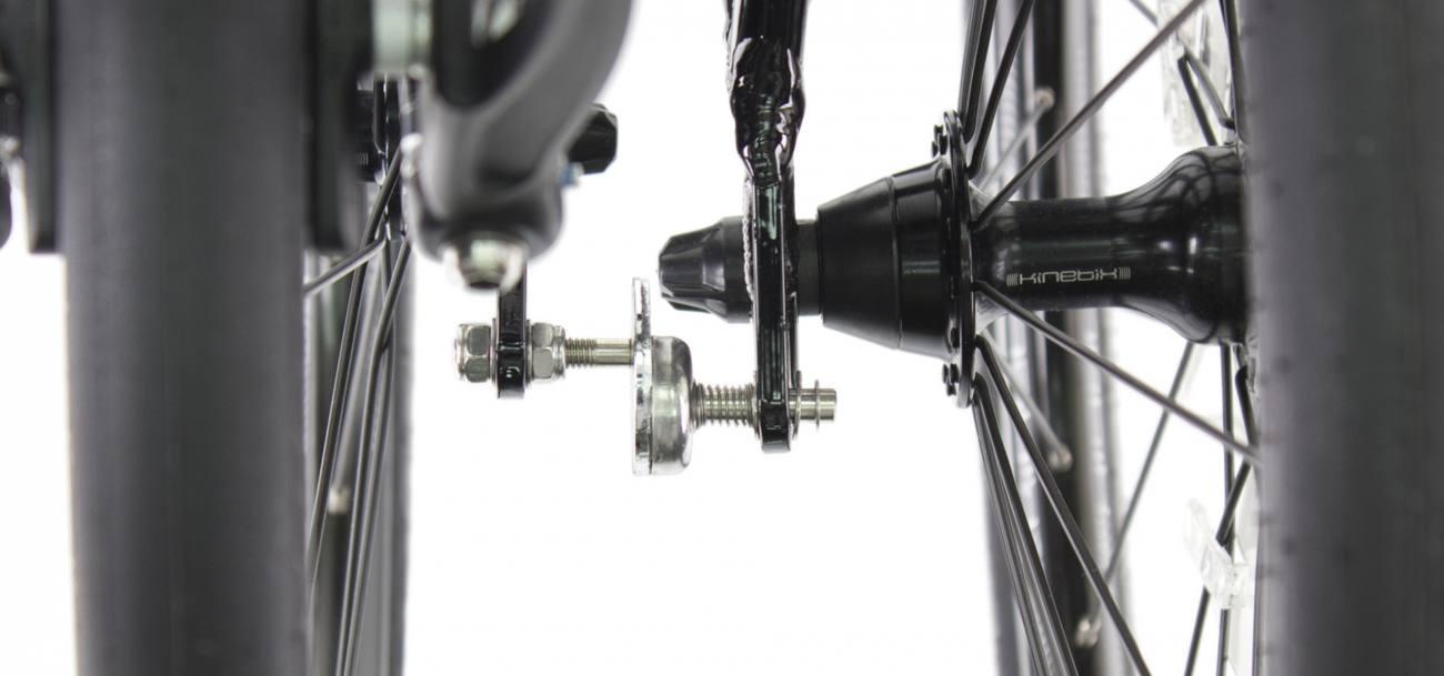 Aimant magnétique Tern pour garder le vélo bien plié