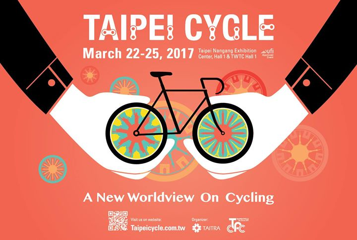 Salon taipei cycle 2017 sous le signe de l 39 innovation et for Salon de l innovation 2017