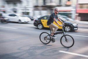 Vélo pliant Tern eclipse pour rouler rapidement en ville