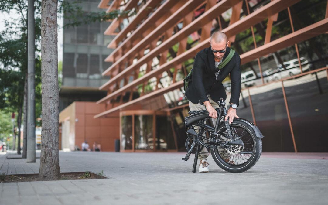 Vélo pliant Tern : vélo pliant haut de gamme