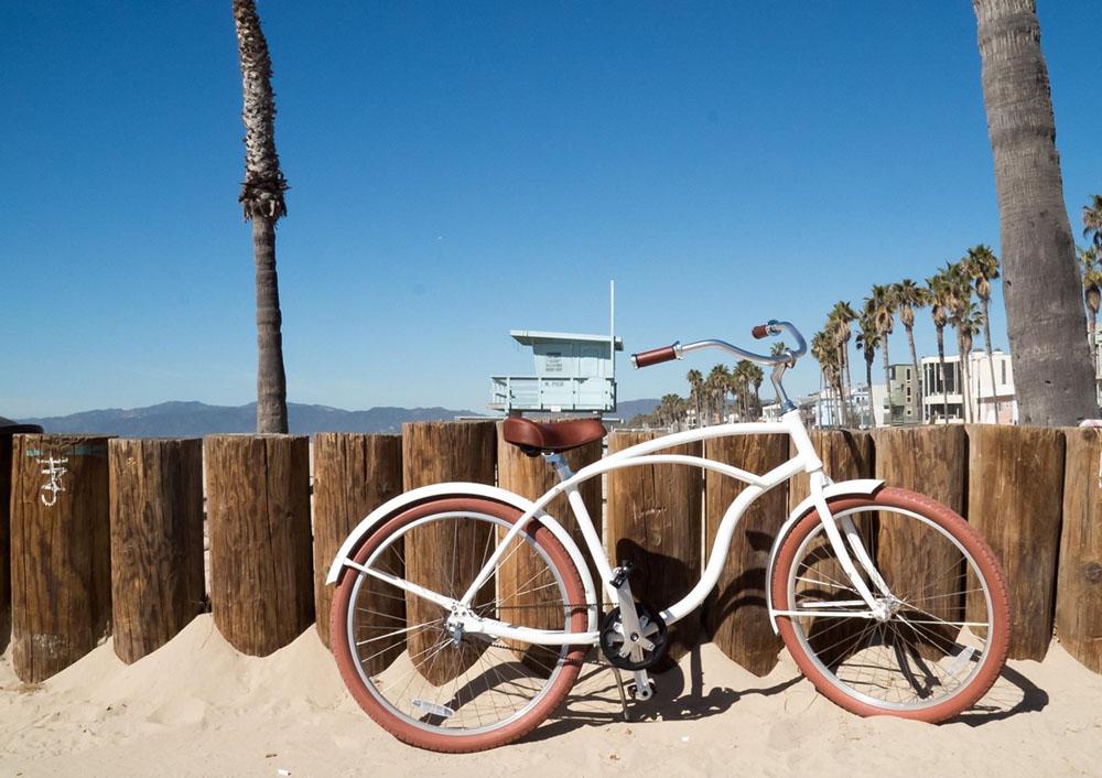 Vélo à courroie Beach Cruiser
