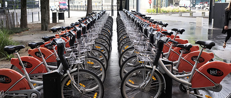 Location de vélo à Nantes