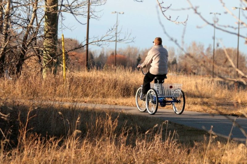 mode de transport alternatif tricycle adulte achat