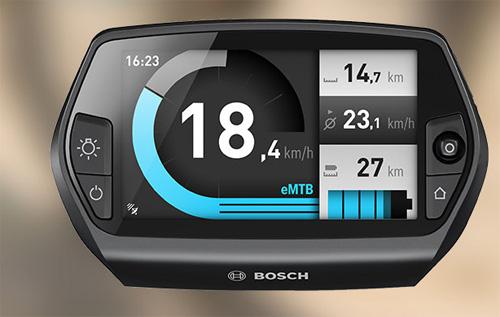 Nouveau Bosch eMTB motorisation Performance Line CX