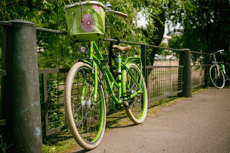 panier de vélo amovible