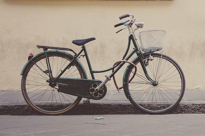 fixation fixe panier vélo