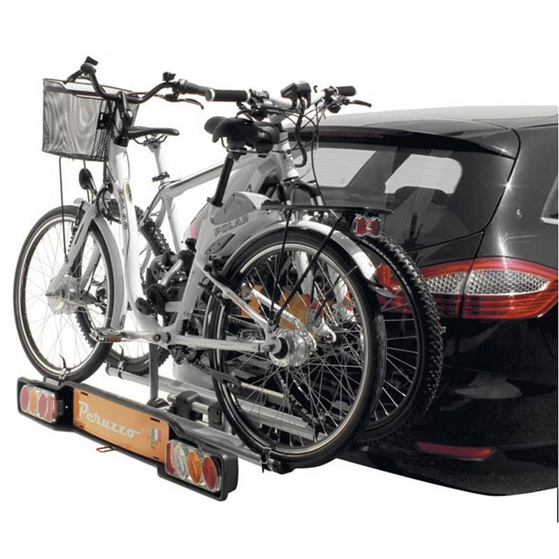 porte-vélos d'attellage