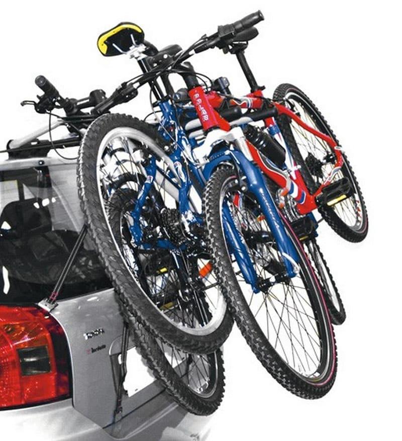 Porte-vélos de coffre