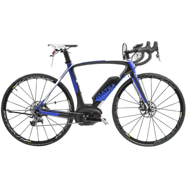 vélo en carbone