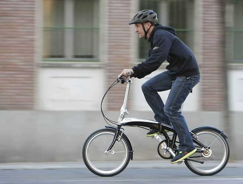 vélo pliant pour camping-car