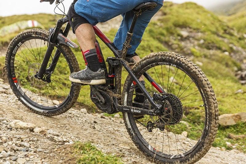 puissance de batterie vélo électrique
