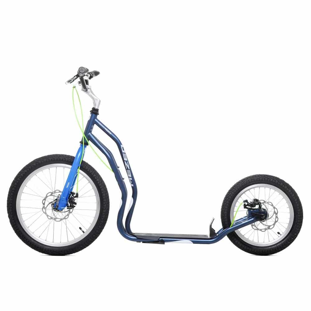 Trottinette grandes roues Yedoo