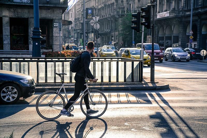 vélo : moyen rapide