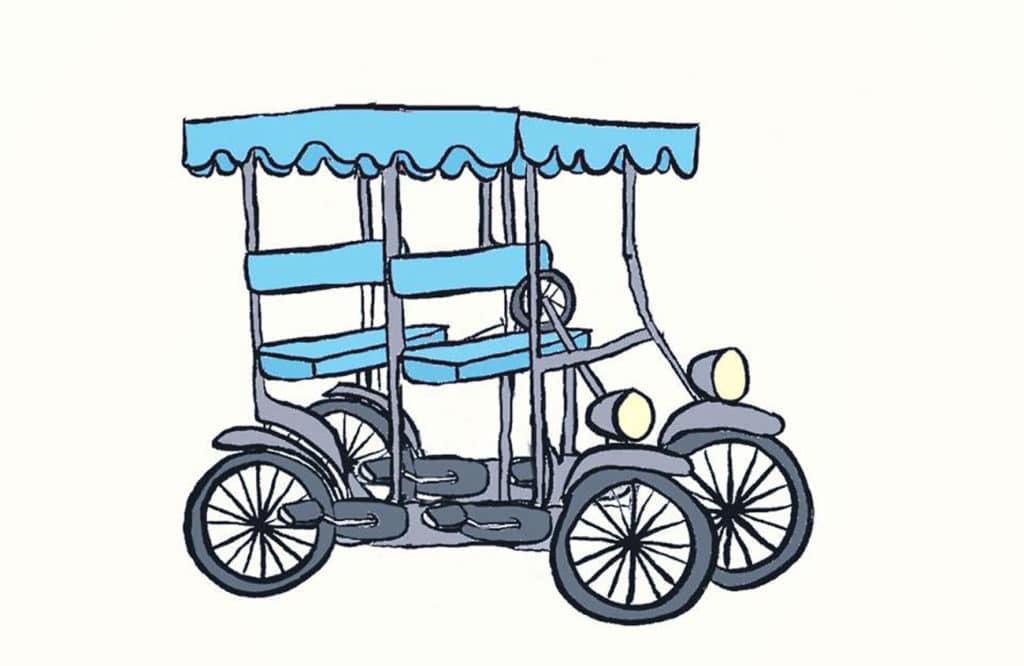 Nouveau partenariat : La 4ième roue du carrosse