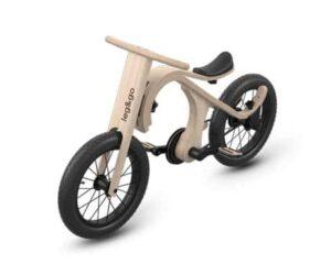 draisienne évolutive en vélo avec pédales