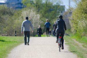 Règles de sécurité pour rouler avec un vélo de ville