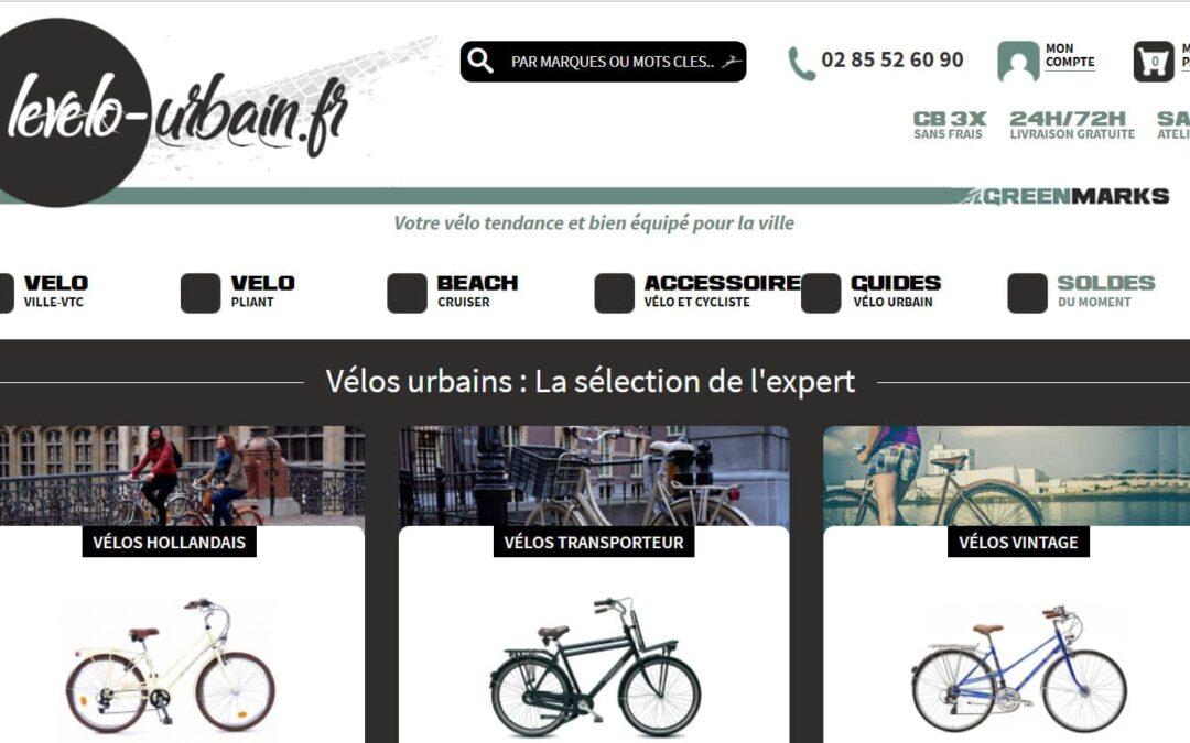 Envie d'un vélo de ville tendance et bien équipé ?