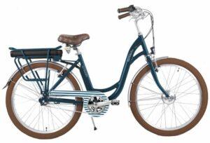 Vélo de ville électrique tendance