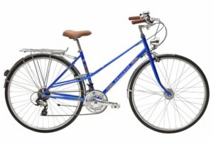 Vélo urbain neuf mais au look vintage