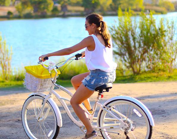 Vélo de ville beach cruiser
