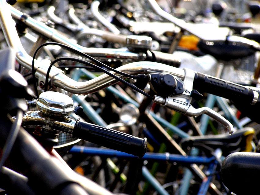 Freinage vélo de ville